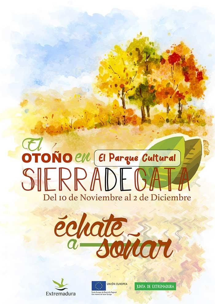ÉCHATE A SOÑAR | El otoño en el Parque Cultural Sierra de Gata