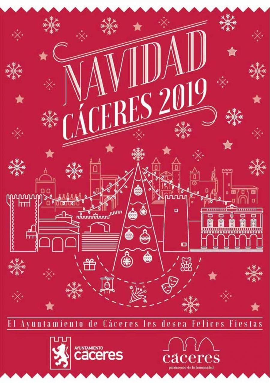 NAVIDAD   Cáceres 2019