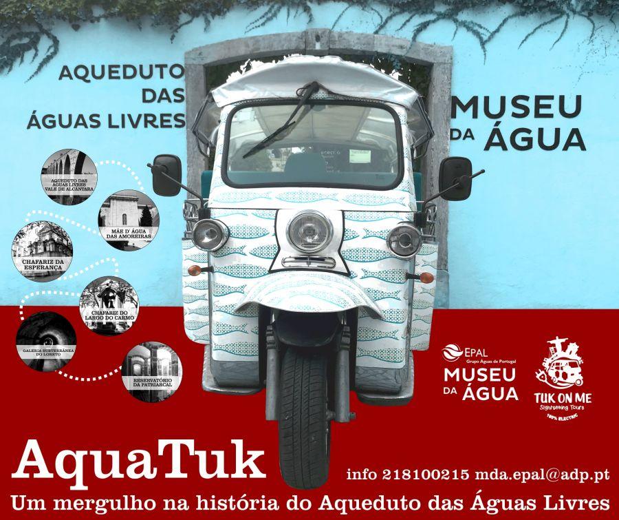 AQUATUK - Um mergulho na história