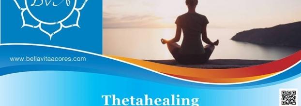 Workshop com Meditação Thetahealing