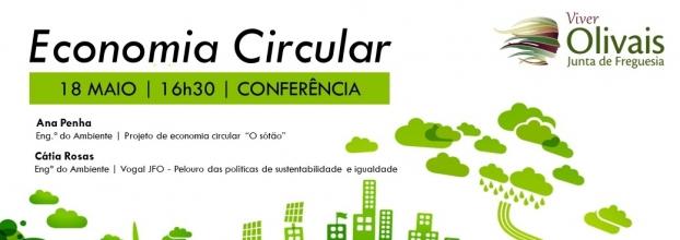 Conferência 'Economia Circular'