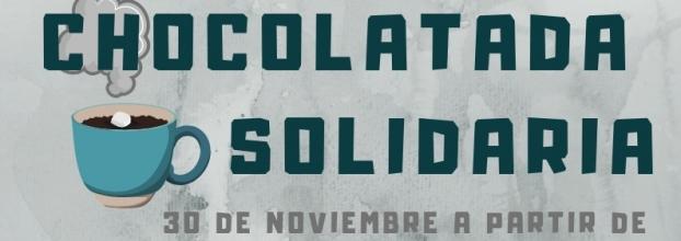 Chocolatada Solidaria. Anúmbara