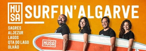 Musa Tour: Surfin' Algarve