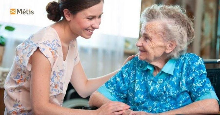 Comunicação com o idoso com dependência/s – Capacitação & Coaching Gerontológico
