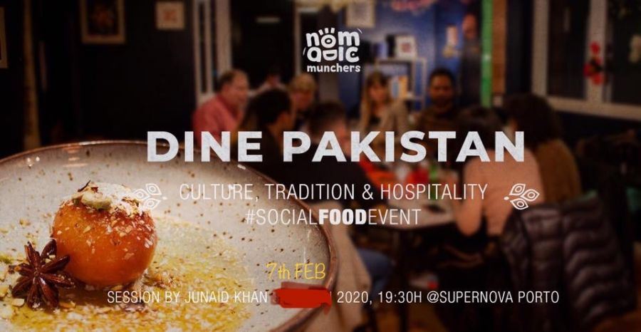 Dine Pakistan:  Culture, Tradition & Hospitality