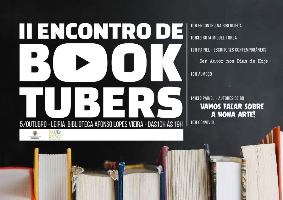 II Encontro de Booktubers em Leiria