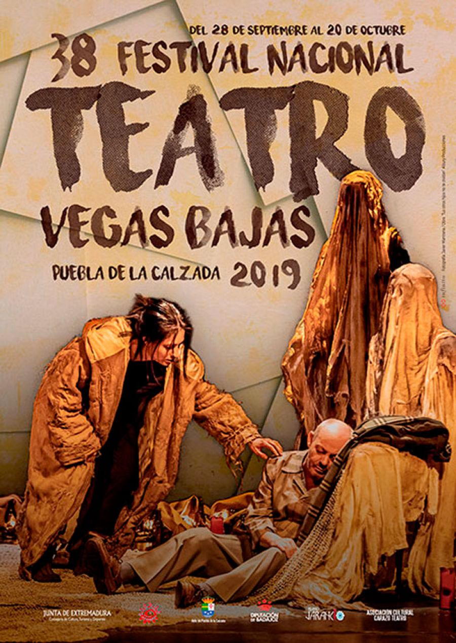 Festival Nacional de Teatro Vegas Bajas 2019 | 38 Edición