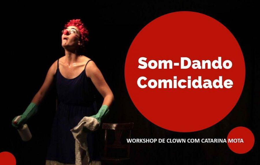 SOM DANDO COMICIDADE-WORKSHOP CLOWN