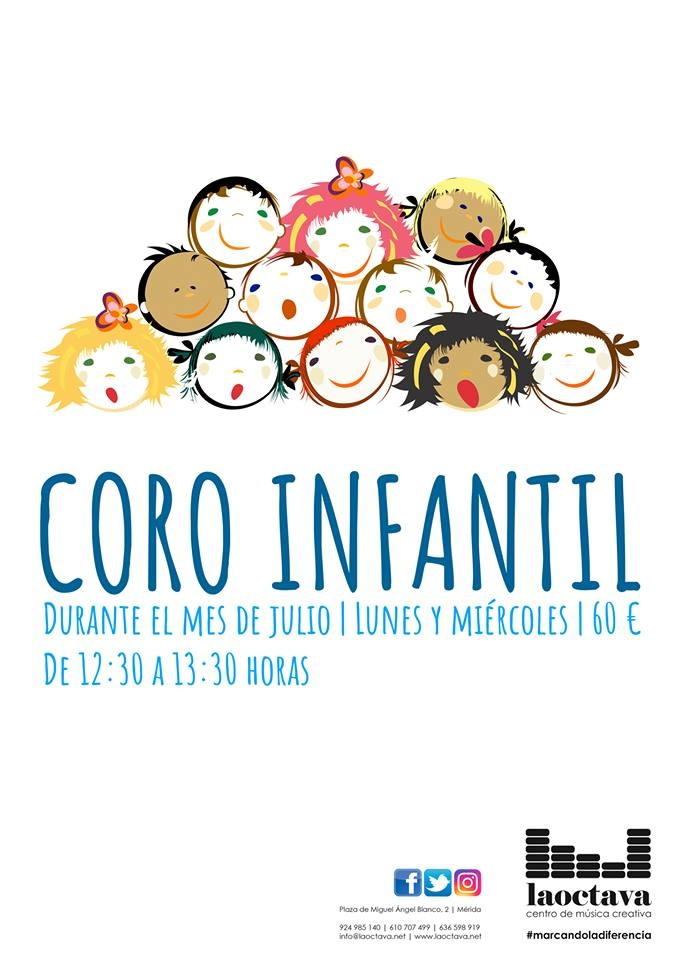 CORO INFANTIL