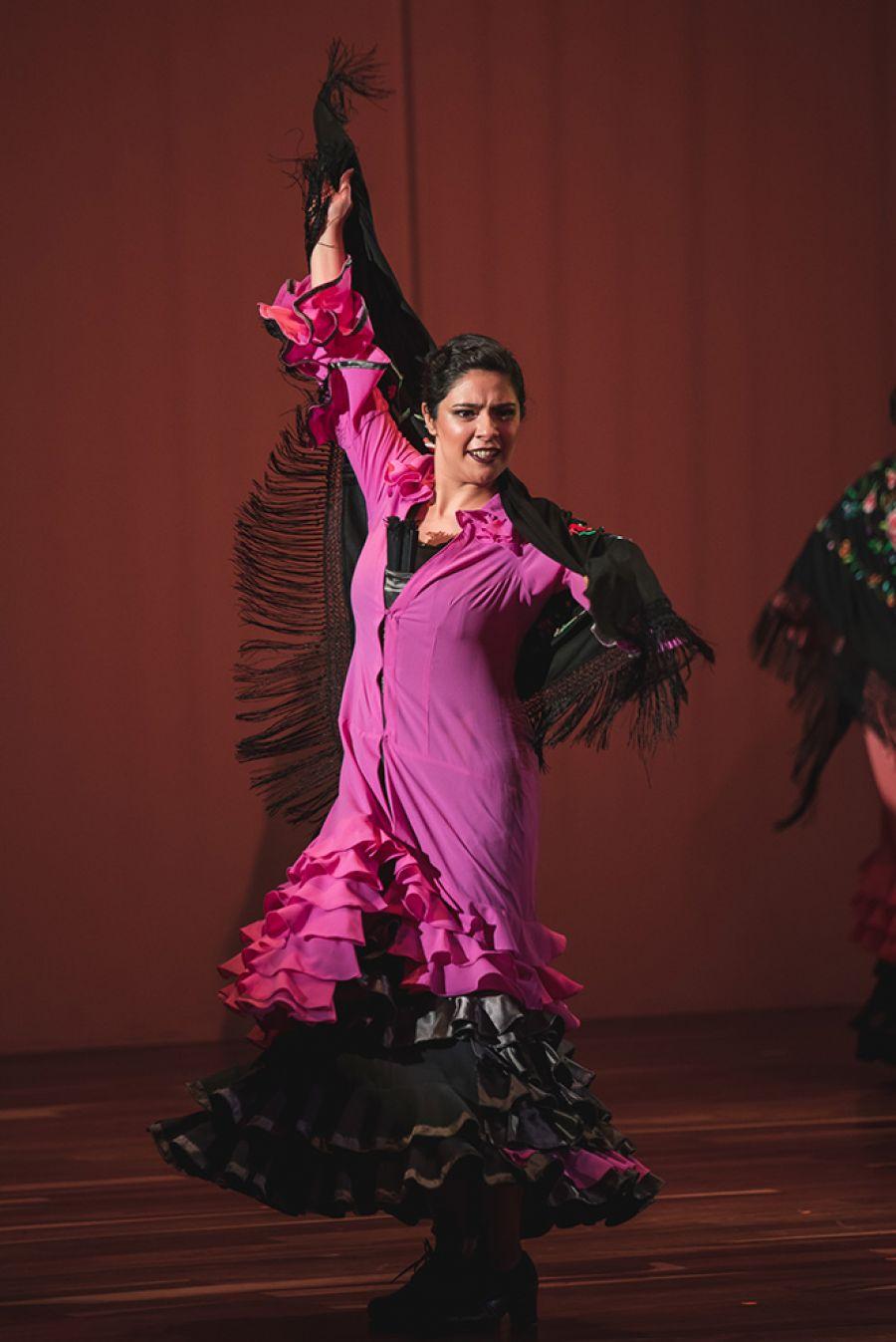 Flamenco desde el principio. Academia Al Ándalus