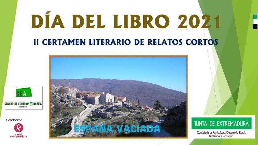 Certamen Literario 'España Vaciada'