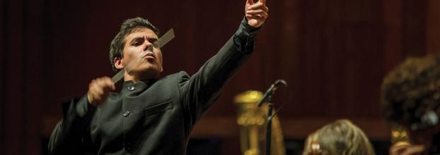 Orquesta de Extremadura, con Francisco Fullana y Nuno Coelho