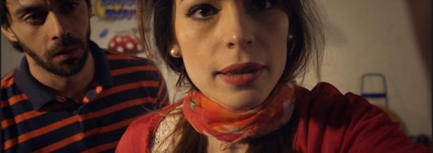 PROYECCIÓN SMURF MOVIE de Carmen Carrillo