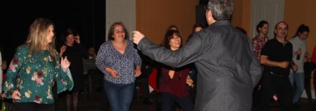 Festa de OUTONO - Baile Latino