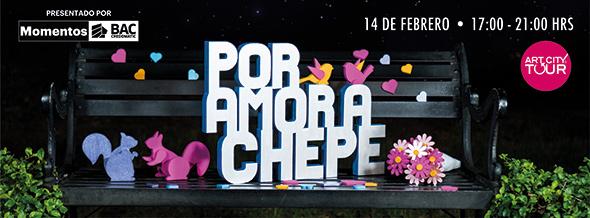 ¡Enámorate de la ciudad en Por amor a Chepe!