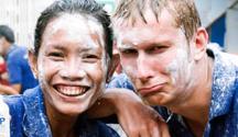 Creative Four: ressuscitar a arte no Camboja