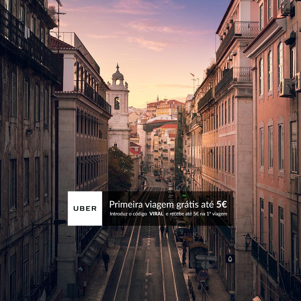 Oferta UBER Lisboa