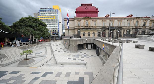 Plaza de la Cultura, SJO